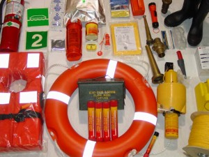 LIFE SAVING ITEMS