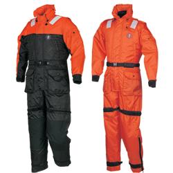 anti-exposure suit